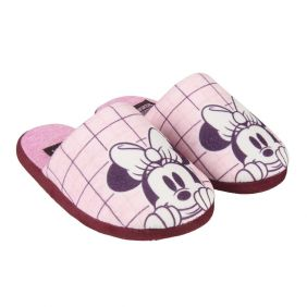 Zapatillas De Casa Abierta Minnie