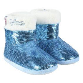 Zapatillas De Casa Bota Frozen 2
