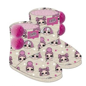 Zapatillas De Casa Bota Lol