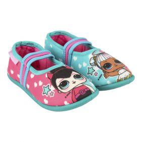 Zapatillas De Casa Francesita Lol