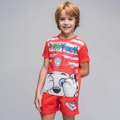 Pijama Corto Paw Patrol