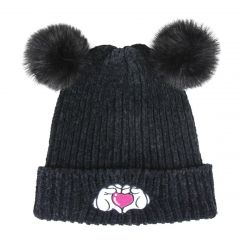 Gorro Pompon love Minnie.jpg