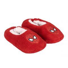 Zapatillas De Casa Suela Blanda Spiderman.jpg