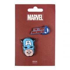 Broche Avengers Capitan America