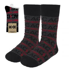 Calcetines Adulto Acdc