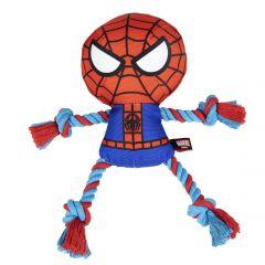 Cuerda Dental Para Perro Spiderman