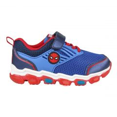 Deportiva Luces Spiderman