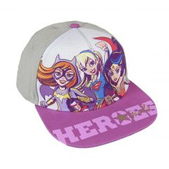 Gorra Premium  Super Heroes Girls