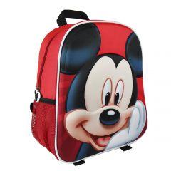 alt: Mochila 3D Escolar 31 cm Mickey Smile 2100001961