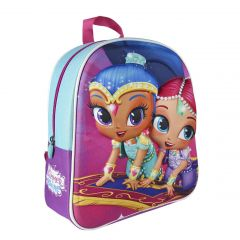 alt:Mochila 3D Escolar 31 cm Shimmer and Shine 2100001965