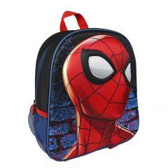 alt: Mochila 3D Escolar 31 cm Spiderman Eyes 2100001969