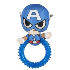 Mordedor Para Perro Avengers Capitan America