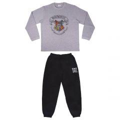 Pijama Adulto largo Interlock Harry Potter