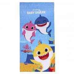 Toalla Microfibra Baby Shark