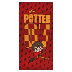Toalla Microfibra Harry Potter