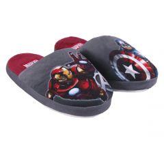 Zapatillas De Casa Abierta Avengers