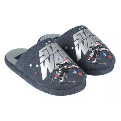 Zapatillas De Casa Abierta Star Wars