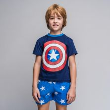 Pijama Corto Avengers