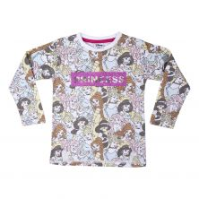 Camiseta Larga Princess