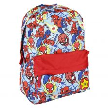 Mochila Infantil Spiderman 38 Cm