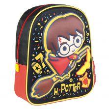 Mochila Infantil 3D Harry Potter 31 Cm