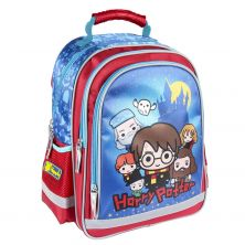 Mochila Escolar Premium Harry Potter 39 Cm