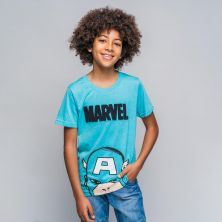 Camiseta Corta Marvel