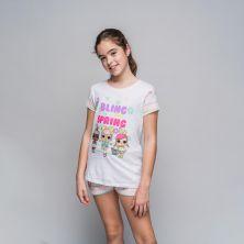 Pijama Corto Lol