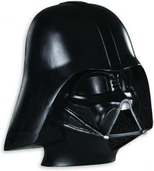 Mascara 1/2  Darth Vader