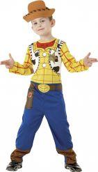 Disfraz Woody Classic En Caja Infantil S