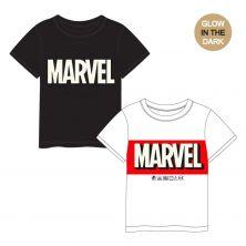 Camiseta Corta Premium Glow In The Dark Single Jersey Marvel.jpg