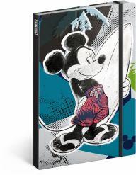 Libreta Mickey, lined, 13 × 21 cm