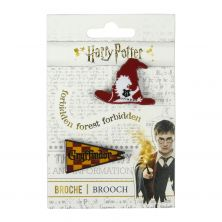 Broche Harry Potter Gryffindor