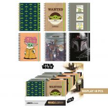 Libretas Adulto The Mandalorian The Child