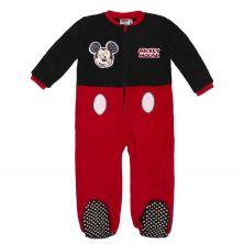 Pijama Dormilón Coral Fleece Mickey