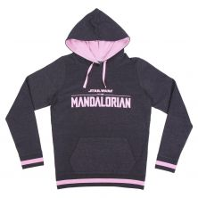 Sudadera Con Capucha Adulto The Mandalorian The Child
