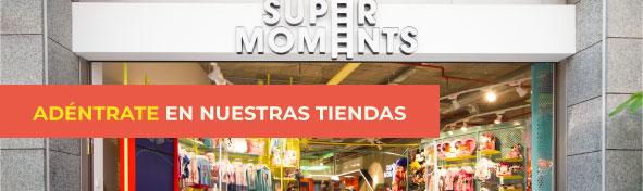 Supermoments - Tiendas