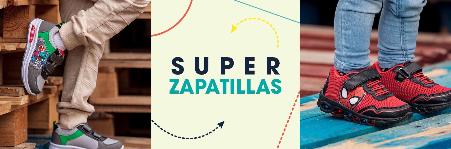 Supermoments - Calzado