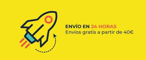 Envios 24h