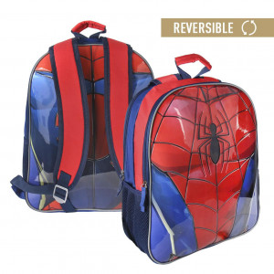 mochila_escolar_reversible_spiderman