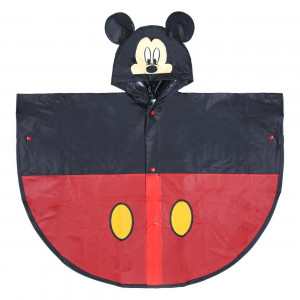 poncho impermeable mickey