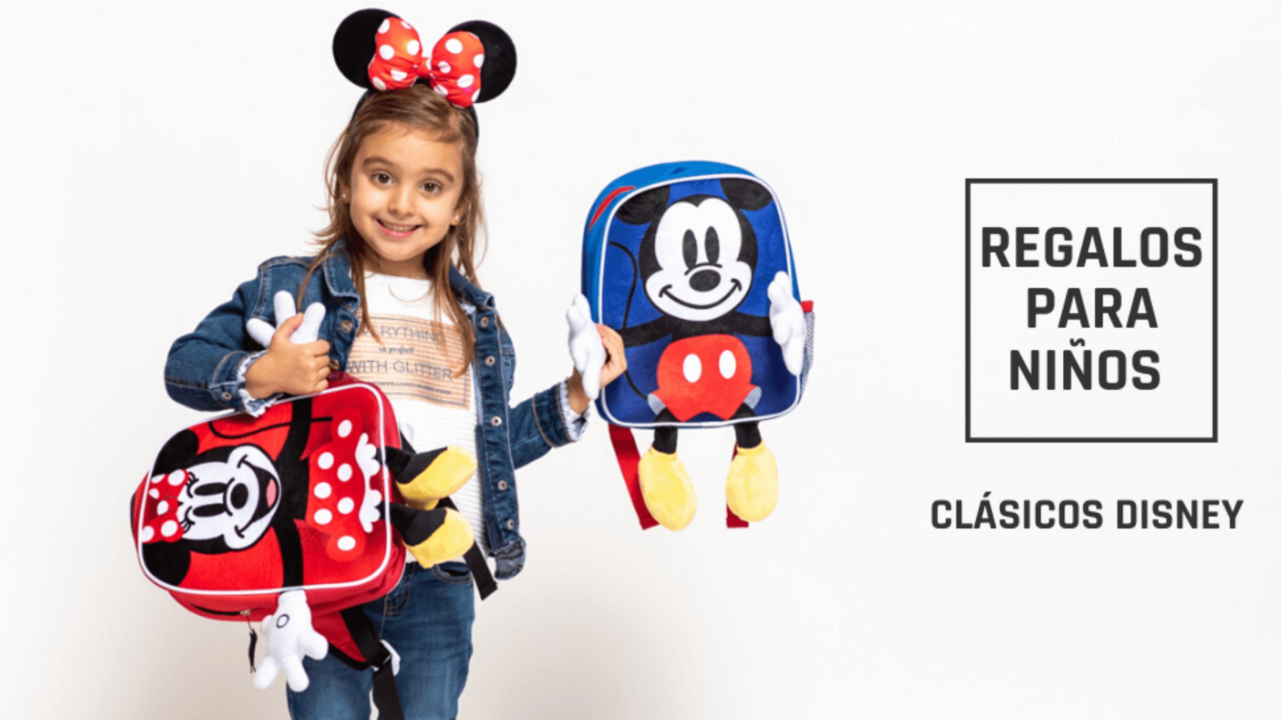 Los clásicos Disney: los mejores regalos para niños esta temporada