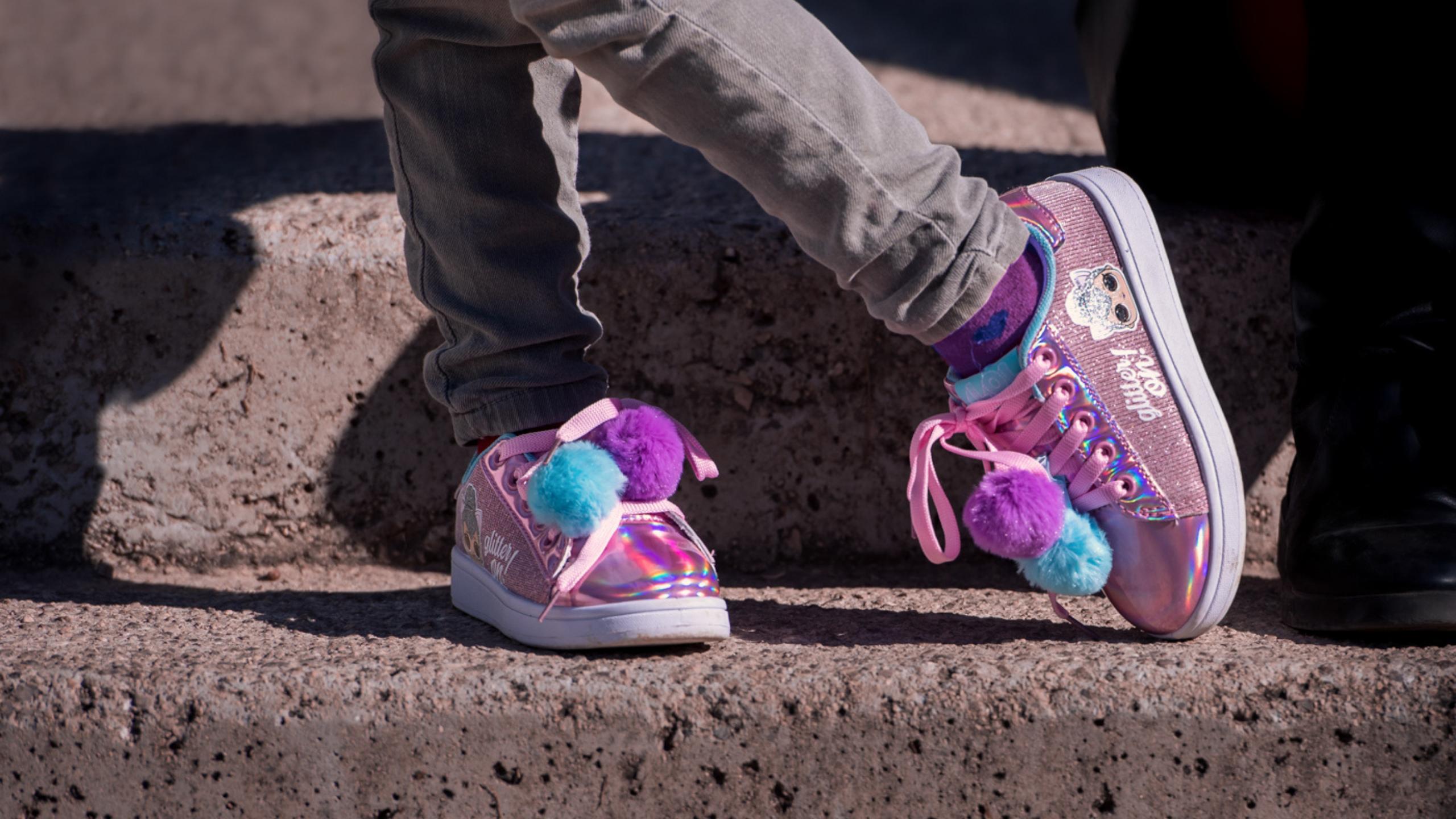 Calzado infantil para la vuelta al cole ¡los zapatos que les acompañan en todas sus aventuras!