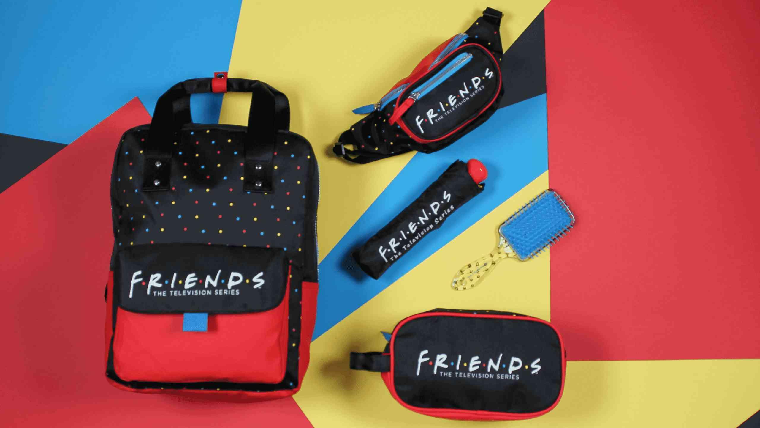 Productos Friends. Para los fans de la serie más icónica del siglo