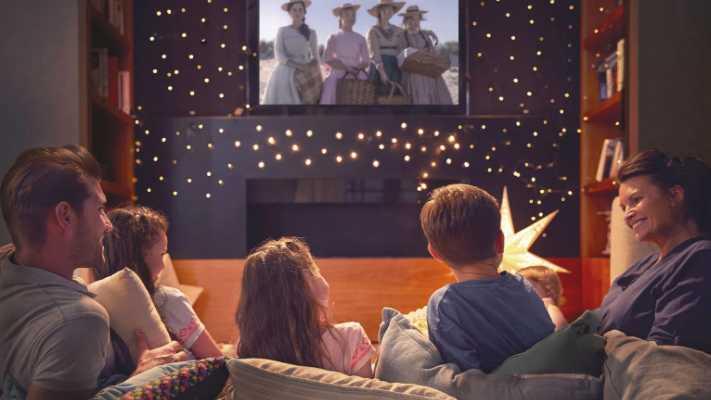 Películas para ver en familia y disfrutar de este invierno en casa