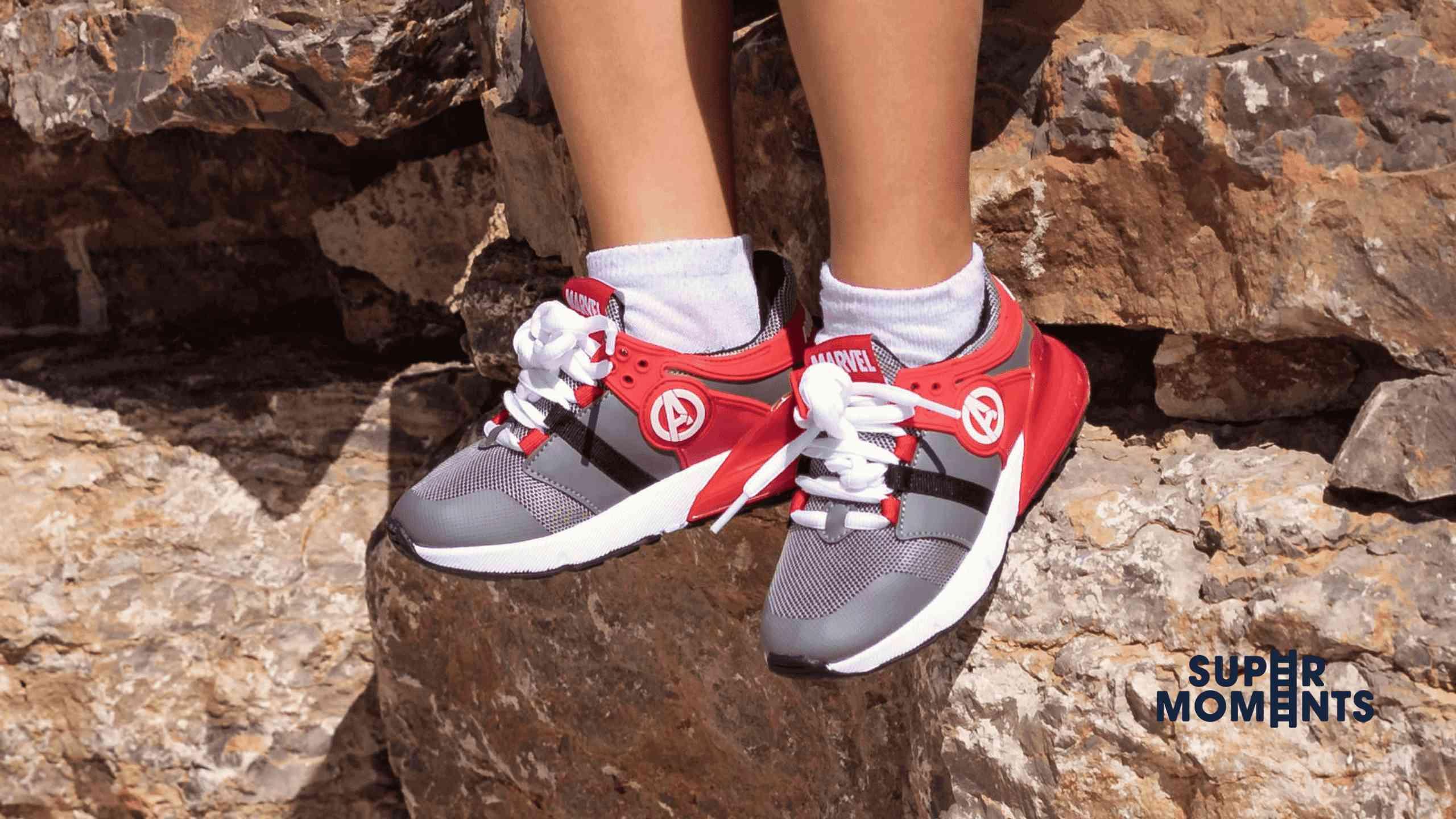 Zapatillas para niños con sus personajes favoritos ¡Elige su preferida!